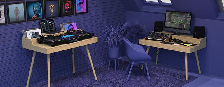 DJ Stations